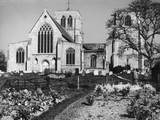 East Dereham Church Photographic Print