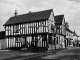 Cock and Bell' Inn Photographic Print