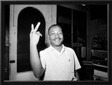 MLK St Augustine Boycott 1964 Framed Photographic Print