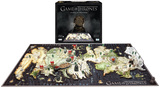 Game of Thrones - Westeros Map 4D Puzzle Puslespil