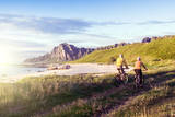 Relax Biking in Norway Photographic Print by  andreusK