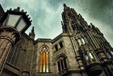 Gothic Photographic Print by Oleg Znamenskiy