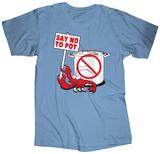 Say No To Pot Vêtements