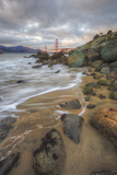Late Summer Seascape at Golden Gate Bridge San Francisco Photographic Print by Vincent James