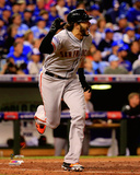 Michael Morse Game 1 of the 2014 World Series Action Photo