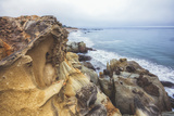 Coastal View From Sea Ranch California Coast Photographic Print by Vincent James