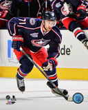 Nick Foligno 2014-15 Action Photo