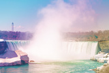 Horseshoe Fall in Niagara Falls Photographic Print by  ryelo357