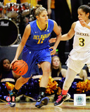 Elena Delle Donne University of Delaware Blue Hens 2012 Action Photo
