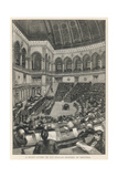 Chamber of Deputies, Rome Giclee Print