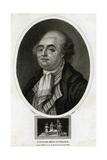 Louis XVI, King of France Giclee Print