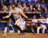 Hunter Pence Home Run Game 1 of the 2014 World Series Photo