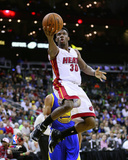 Norris Cole 2014-15 Action Photo