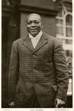 Jack Johnson Boxer Photographic Print