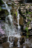 Catskills New York Steady Waterfall Photo Print Poster Print