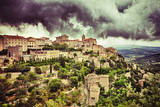 Gordes Photographic Print by Oleg Znamenskiy