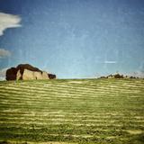 Provence Rural Landscape Photographic Print by Oleg Znamenskiy