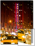 Radio City Music Hall - Manhattan - New York City - United States Prints by Philippe Hugonnard