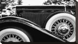 31 Chrysler Trykk på strukket lerret av Richard James