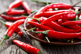 Chili Pepper Photographic Print by  Nitr