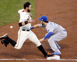 World Series - Kansas City Royals v San Francisco Giants - Game Five Photo by Ezra Shaw