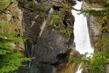 New Hampshire Waterfall Photo Print Poster Art