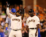 World Series - Kansas City Royals v San Francisco Giants - Game Five Photo by  Elsa
