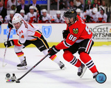 Patrick Kane 2014-15 Action Photo