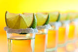 Tequila , Lime and Salt Photographic Print by  igorr