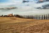 Tuscan Rural Landscape Print by Oleg Znamenskiy