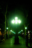 Barcelona Spain Streetlight Photo Print Poster Posters