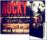 Rocky Broadway Musical Prints by Philippe Hugonnard