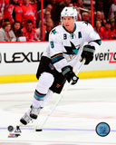 Joe Pavelski 2014-15 Action Photo
