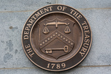 United States Department of Treasury Seal Photo Print Poster Posters