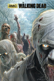 The Walking Dead - Zombie Hoard Poster