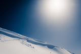Snowslide Photographic Print by Anze Bizjan