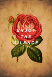 Enjoy The Silence Poster