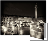 Place Vendome by Night - Paris - France Posters by Philippe Hugonnard