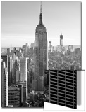 Empire State Building - Sunset - Manhattan - New York City - United States Prints by Philippe Hugonnard