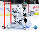 Antti Niemi 2014-15 Action Photo