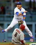 Justin Turner 2014 Action Photo