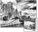 Notre Dame Cathedral - Paris - France Posters by Philippe Hugonnard
