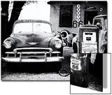Route 66 - Gas Station - Arizona - United States Prints by Philippe Hugonnard
