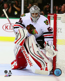 Corey Crawford 2014-15 Action Photo