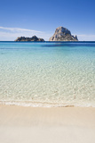 Es Vedranell and Es Vedra Islands Photographic Print by Jorg Greuel