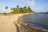 Bay View, White Sands, Inhambane, Mozambique Fotografisk tryk af Hugh Mackintosh