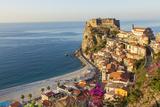 Castello Ruffo, Scilla, Calabria, Italy Fotodruck von Peter Adams