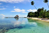 Ora Beach Moluccas Indonesia Photographic Print by Barry Kusuma