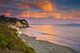 Avila Beach at Sunset Photographic Print by Mimi Ditchie Photography