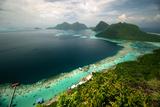 Bohey Dulang Panorama Photographic Print by Photo Tan Yilmaz